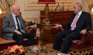 اتفاق بين سلام وبري لإقناع القوى السياسية بتسهيل عمل الحكومة