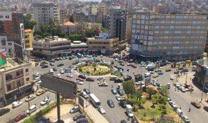 تشجير وسط طرابلس بأشجار الليمون