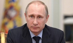 بوتين يجتمع مع روحاني الأسبوع القادم