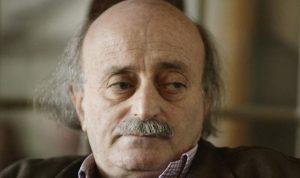 جنبلاط: الأسد انتصر.. وكثيرون يريدون قتلي